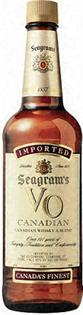 Seagram's Vo Canadian Whiskey 1.00l